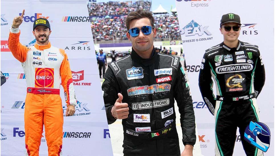 Arranca nueva era en Nascar Peak México Series