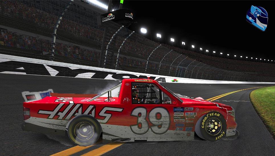 Víctor Barrales Jr. es el Campeón de Trucks Virtual México Series