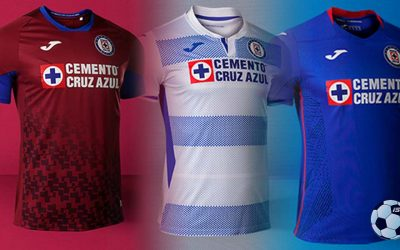 Cruz Azul presenta su nuevo uniforme para el torneo Guard1anes2020