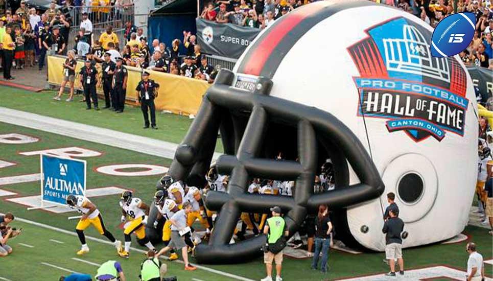 NFL revela candidatos a Salón de la Fama