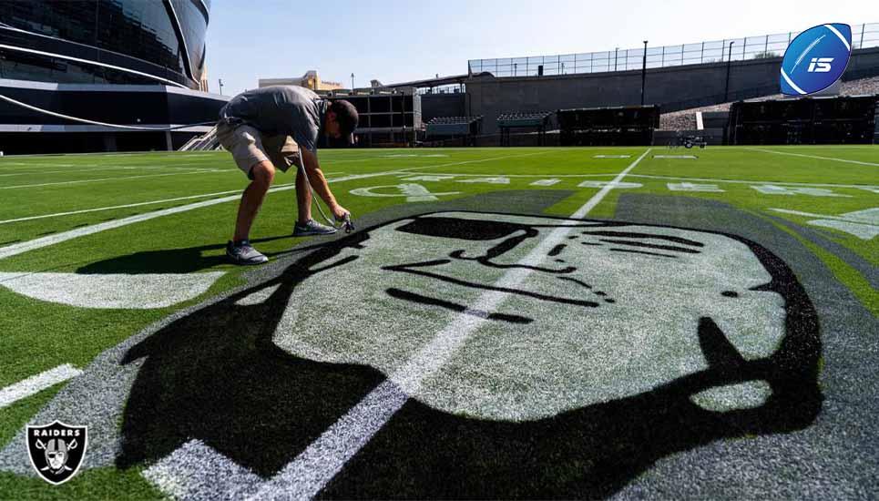 Los Raiders estrenan el Allegiant Stadium