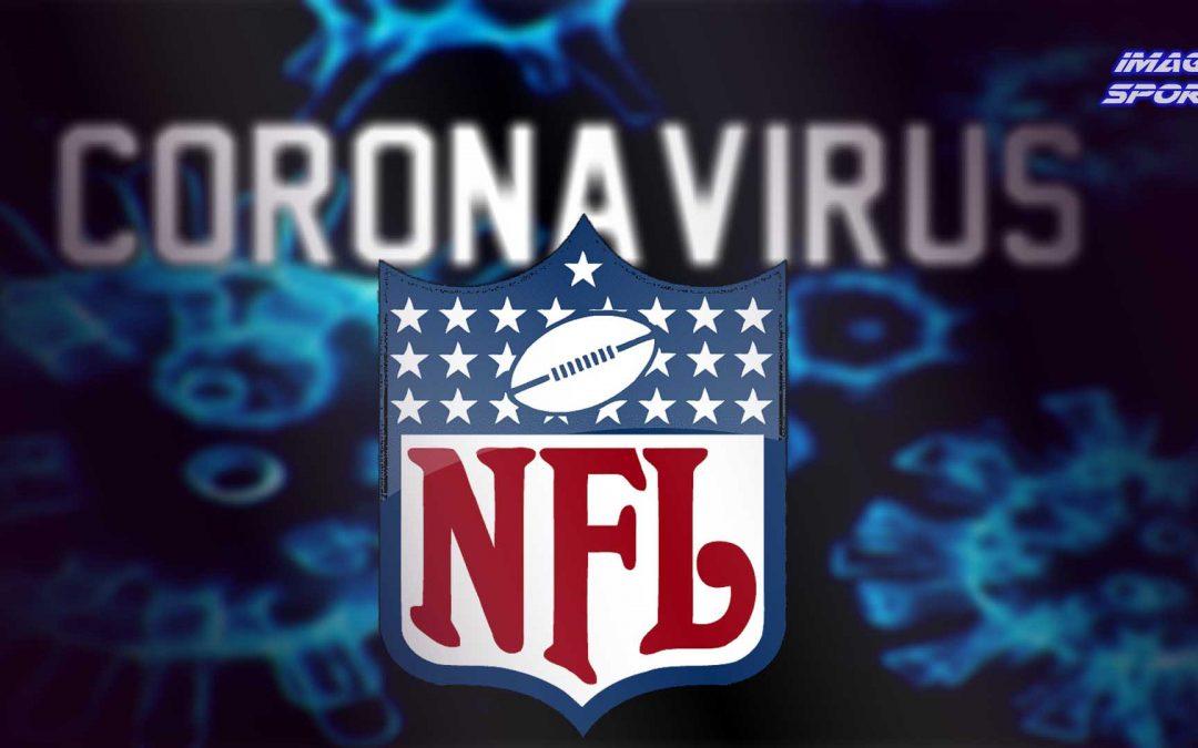 Casos de COVID-19 en la NFL