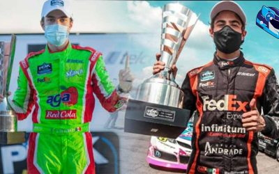 Los ganadores de NASCAR México Series