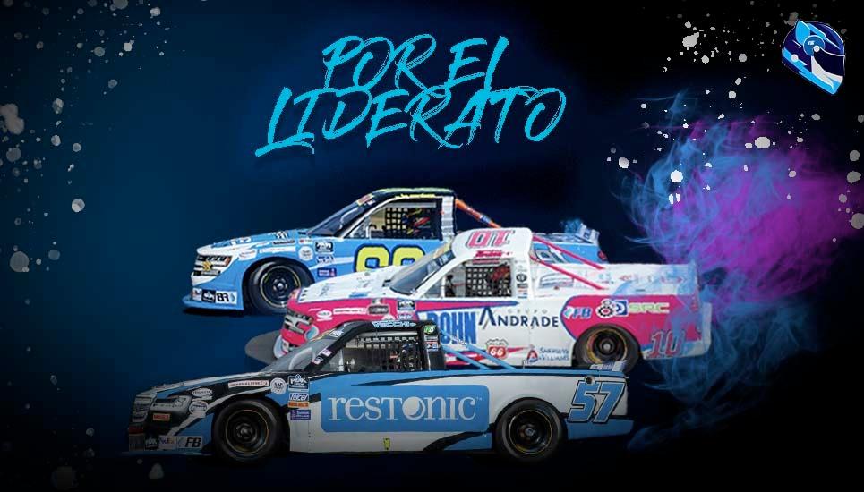 La contienda por el campeonato 2020 de FB y BOHN Mikel's Trucks llega a San Luis Potosí