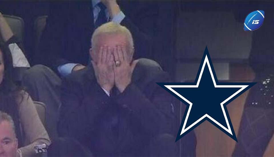 Los Cowboys tienen frustrado a Jerry