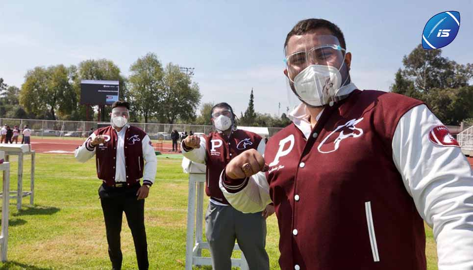 Burros Blancos reciben anillo de Campeones temporada 2019