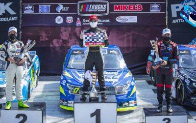 Juan A. Reyes triunfa en la 7ª fecha de FB y BOHN Mikel's Trucks