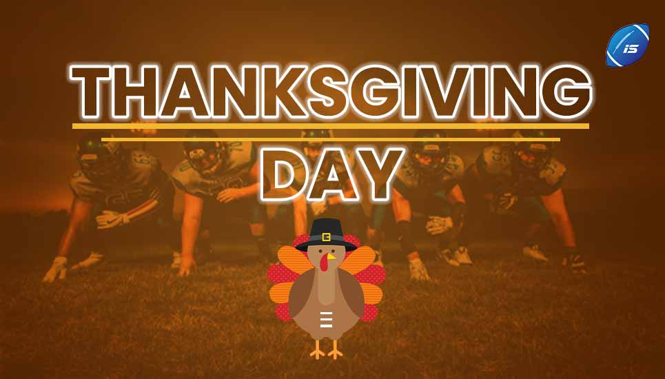 Día de Acción de Gracias en la NFL