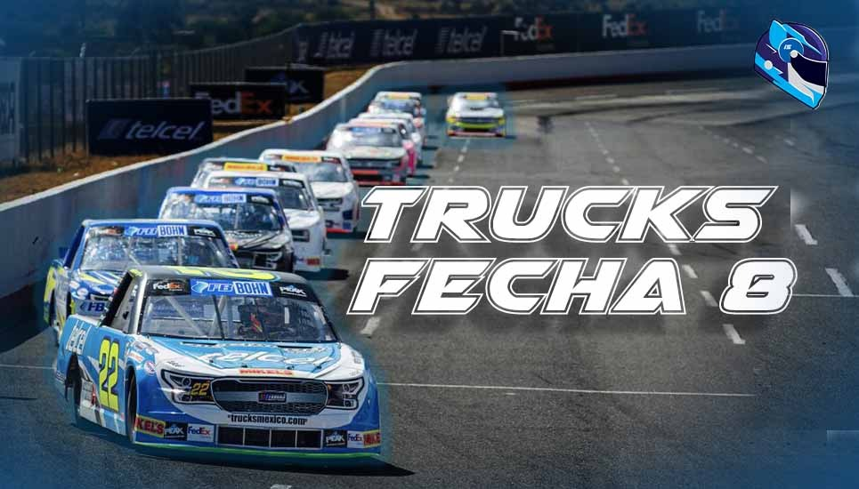 La FB y BOHN Mikel's Trucks, regresa al Óvalo Aguascalientes México