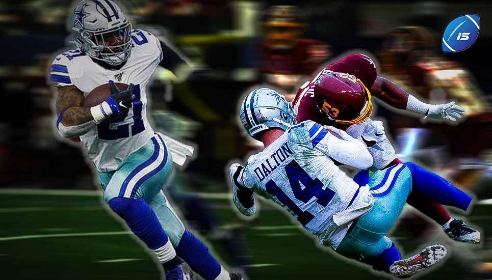 Temporada difícil para los Dallas Cowboys