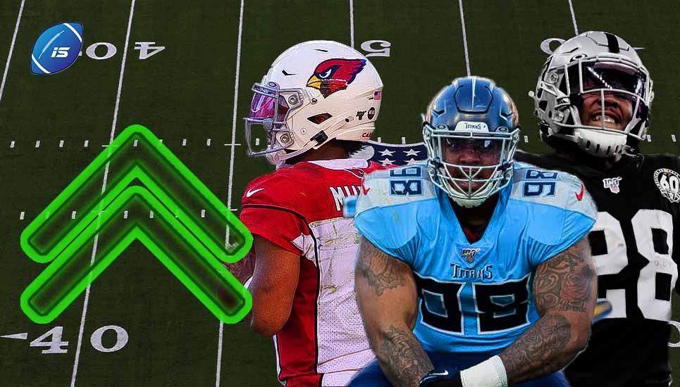 Jugadores que la están rompiendo en la temporada 2020 de la NFL