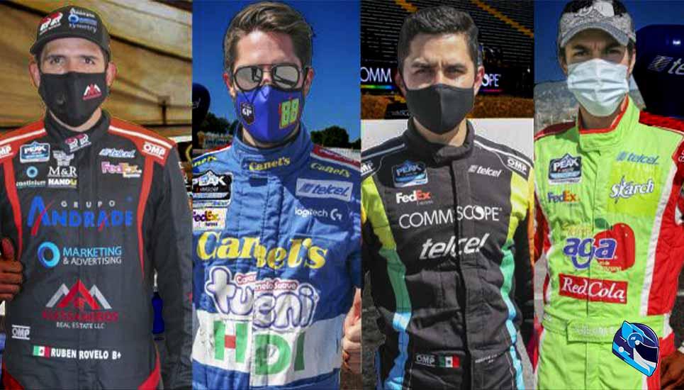 La doble fecha en Querétaro de NASCAR