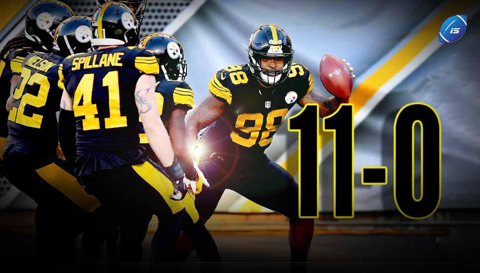 Steelers le ganó a Ravens en el ansiado juego