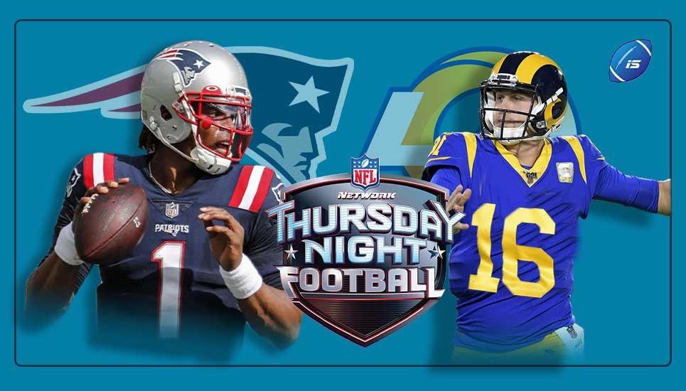 Rams y Patriots, se enfrentarán por la revancha