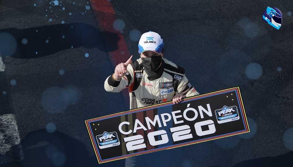 ¡Tenemos campeón en la FB Y BOHN Mikel's Trucks!