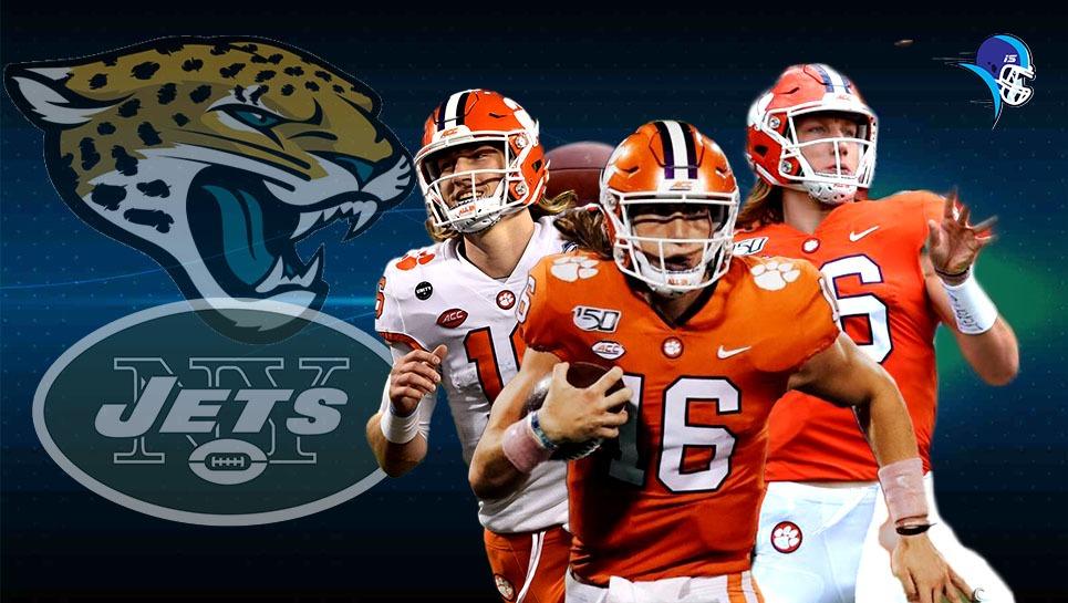 Jets y Jaguars, peleándose por ser el peor equipo de la NFL