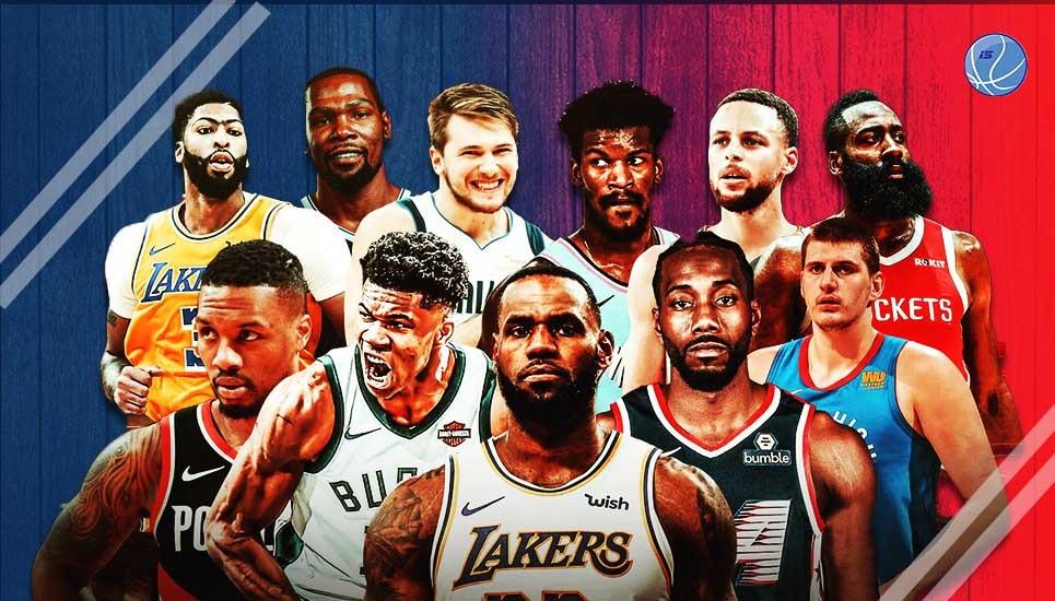 Todo listo para la temporada de la NBA