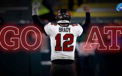 Los 200 jugadores que Brady ha llevado al Super Bowl.