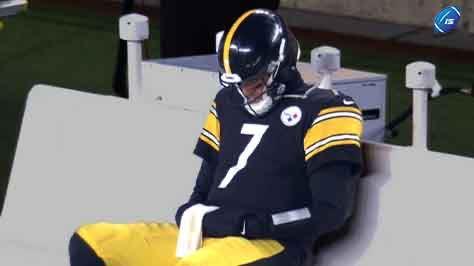 """¿""""Big Ben"""" podría irse de Steelers?"""