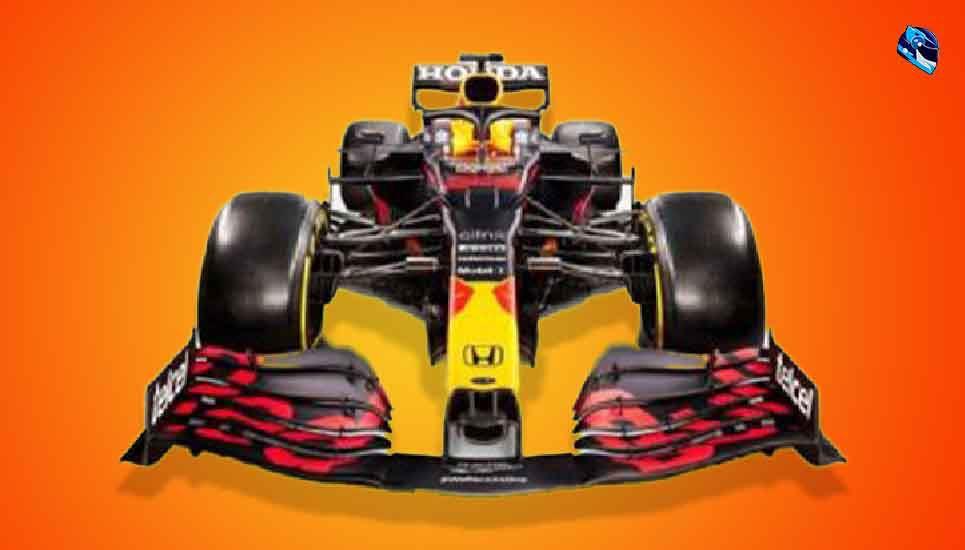 Nuevo auto para Checo Pérez en el Red Bull 2021