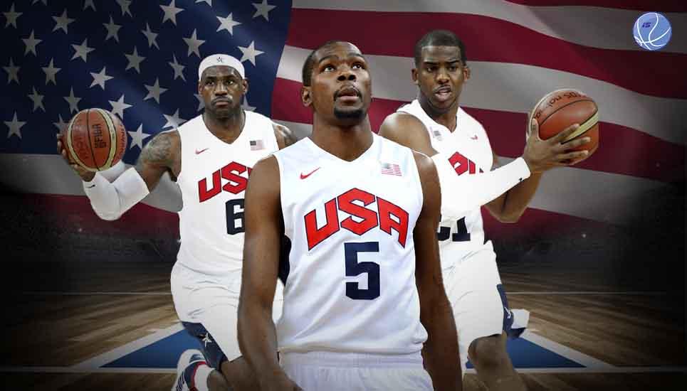 ¿El  nuevo dream team de USA en los olímpicos?