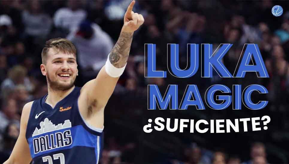 ¿Luka Doncic tiene lo necesario para llevar al éxito a Mavs?