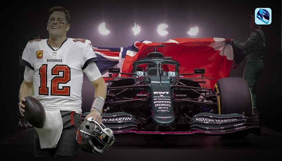 Tom Brady se une a la Fórmula uno