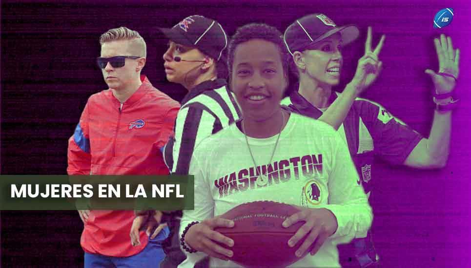 Las mujeres en la NFL