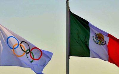 México va por 5 medallas a los Juegos Olímpicos