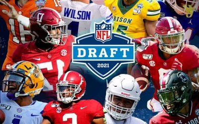 Draft 2021: la tan esperada, primera ronda