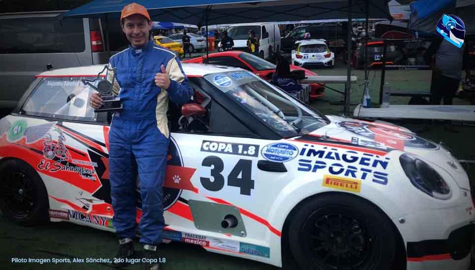 El gran regreso de la Copa Notiauto al Autódromo Hermanos Rodríguez