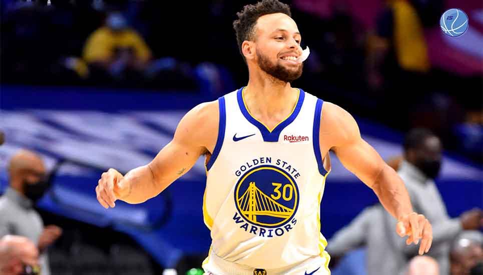 Porqué Curry debería ser MVP