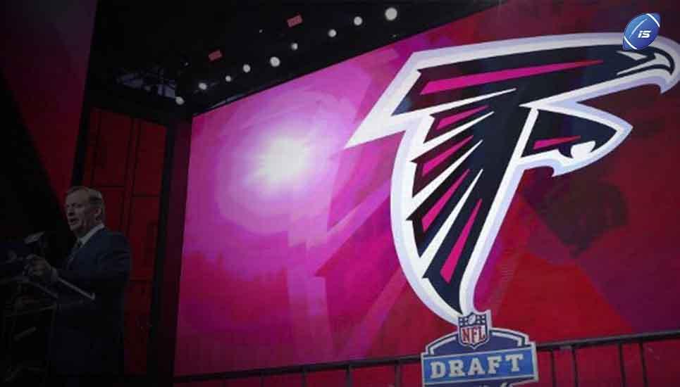 Falcons con oídos abiertos para intercambiar el Pick 4 del Draft NFL