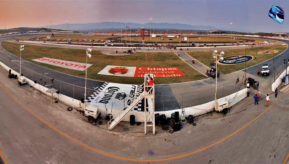 Chiapas pone los manteles largos para recibir a la NASCAR Peak México Series