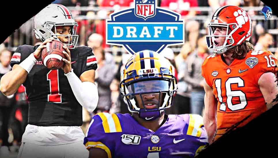 ¿A dónde irán los mejores QB de la NFL en el Draft 2021?