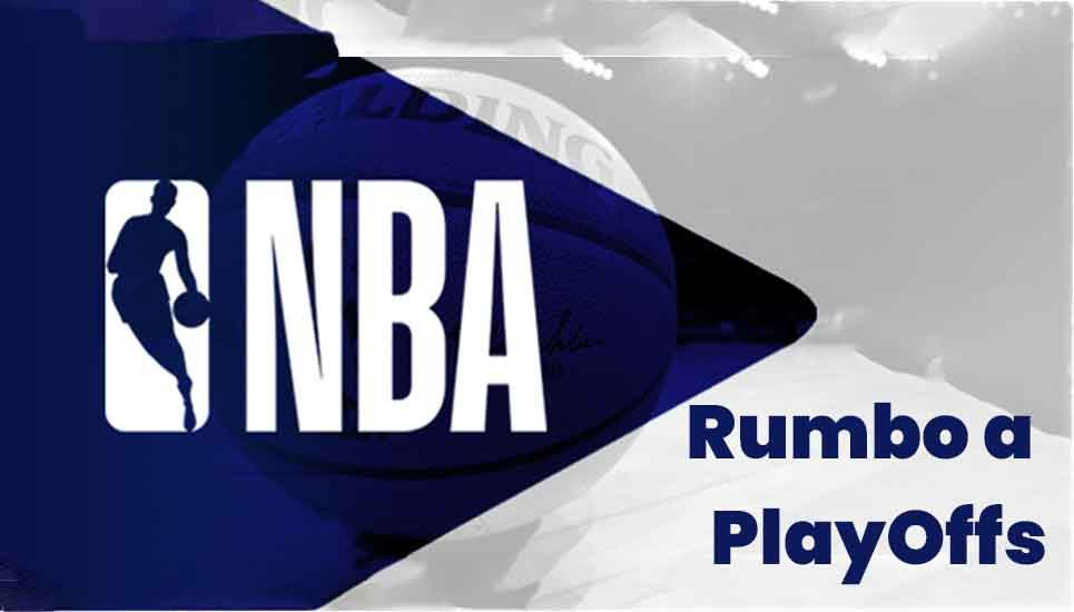 Posibles clasificaciones para los Playoffs de la NBA