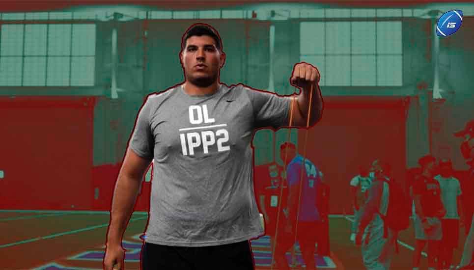 Alfredo Gutiérrez aspira a grandes cosas en la NFL
