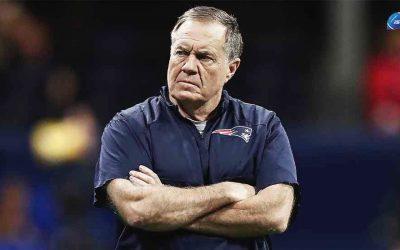 Bill Belichick no tiene intenciones de jubilarse