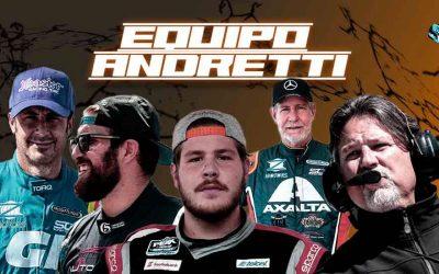 El equipo de Andretti-Jourdain listo para ganar la Super Copa