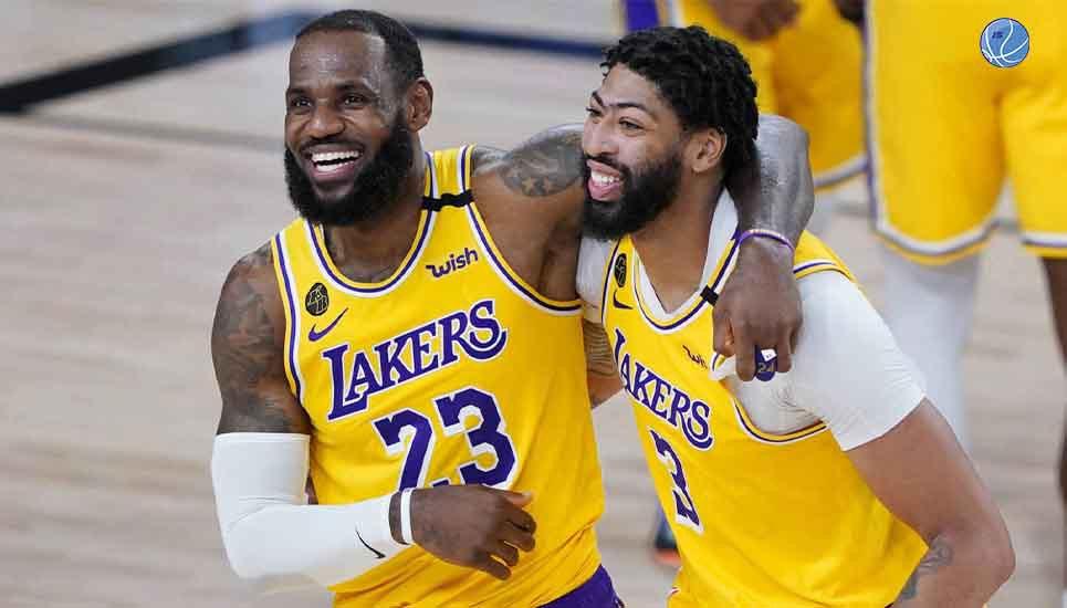 Los Lakers vuelven con todo, después de una temporada de lesiones