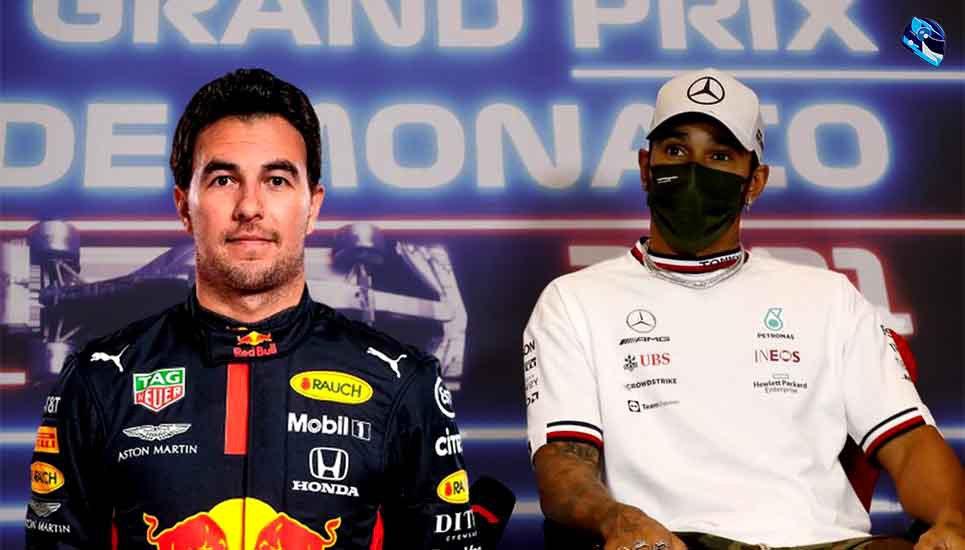 Lewis Hamilton, bastante indignado con su propia actuación en el Premio de Mónaco