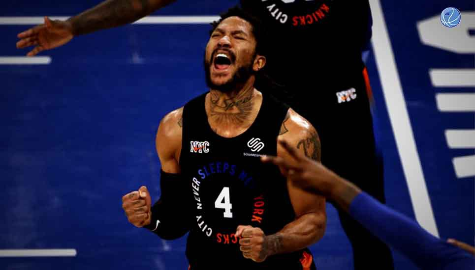 Después de ocho años, los Knicks se llevan una victoria en Playoffs