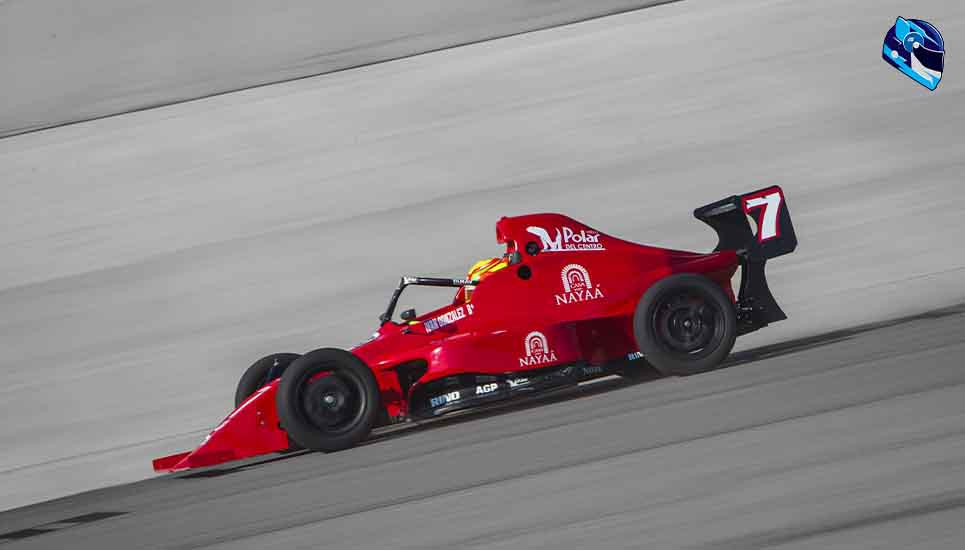 Iván González va por el campeonato en la F5