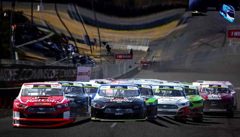 SOLO INVITADOS ESPECIALES PARA NASCAR PEAK MEXICO SERIES