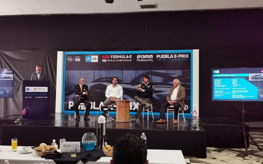 Regresa la Fórmula E a México