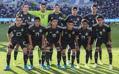 Los partidos que enfrentará la Selección Mexicana en Tokio 2020