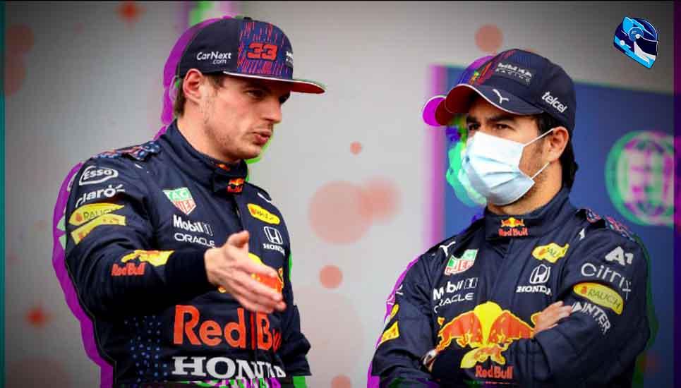 Max Verstappen quiere a Checo muchos años más con Red Bull