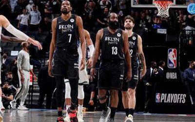 El futuro de Harden, Irving y Durant, está en las manos de los Nets