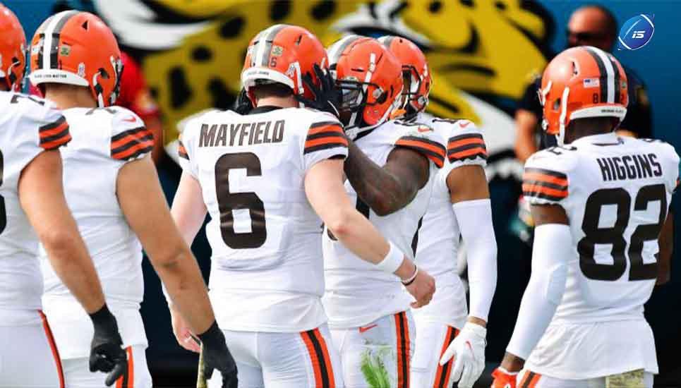 Beckham Jr. y Mayfield fortalecen la ofensiva de los Browns