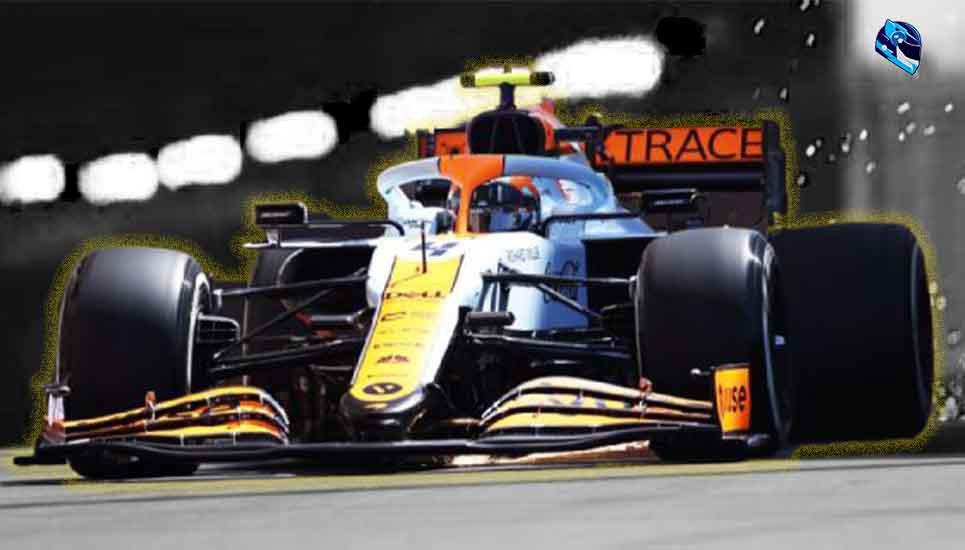 Lando Norris, una de las grandes promesas de la F1